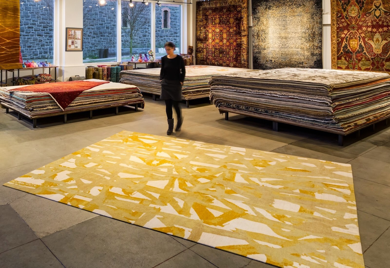 The Most Beautiful Rugs In Montreal And Quebec At The