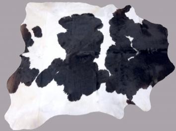 cow hides BLACK&WHITE