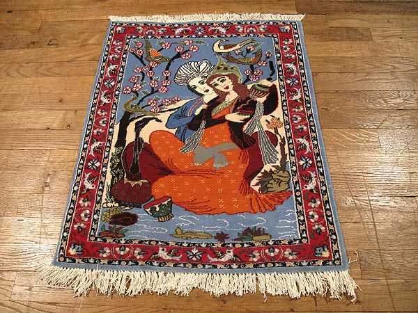 tapis de isfahan tapis essgo carpets. Black Bedroom Furniture Sets. Home Design Ideas