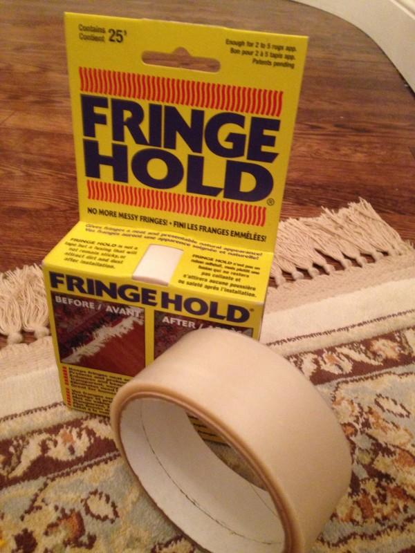 Fringe hold